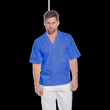 Bluza piekarza z krótkimi rękawami