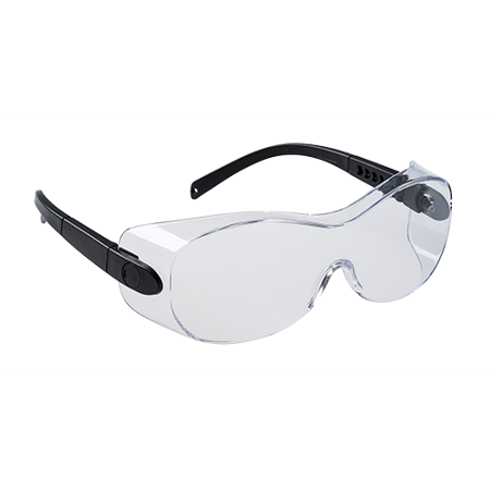 Okulary ochronne Portwest do założenia na okulary korekcyjne