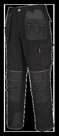 Spodnie Tungsten z kieszeniami kaburowymi