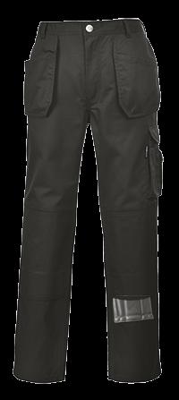 Spodnie z kaburą Slate
